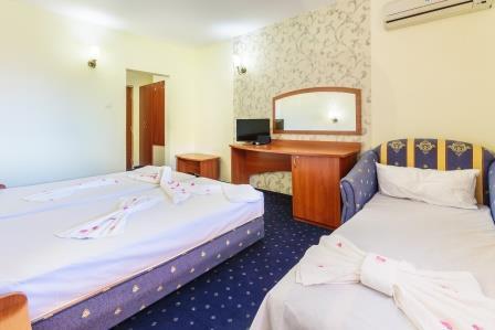 Хотел Черноморец - интериор