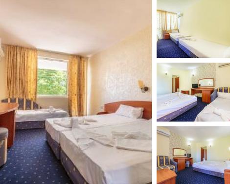hotel chernomorets interior