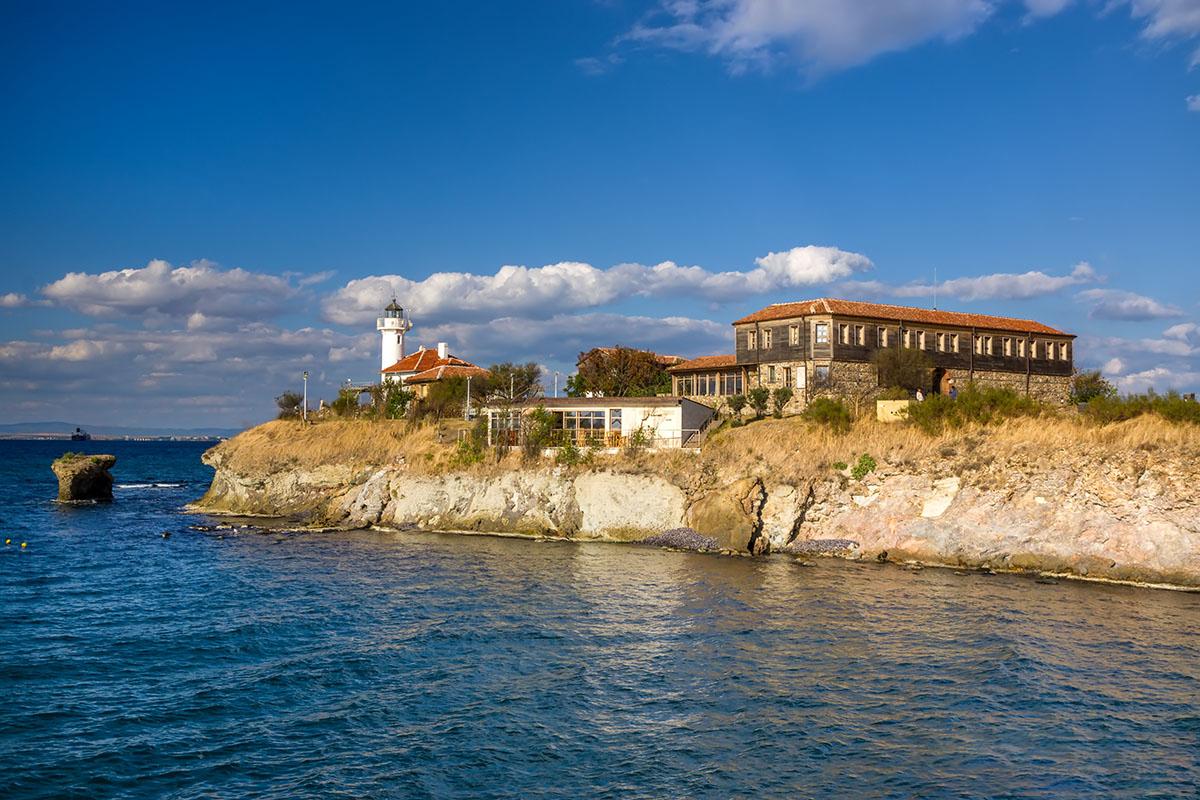 Света Анастасия Островът
